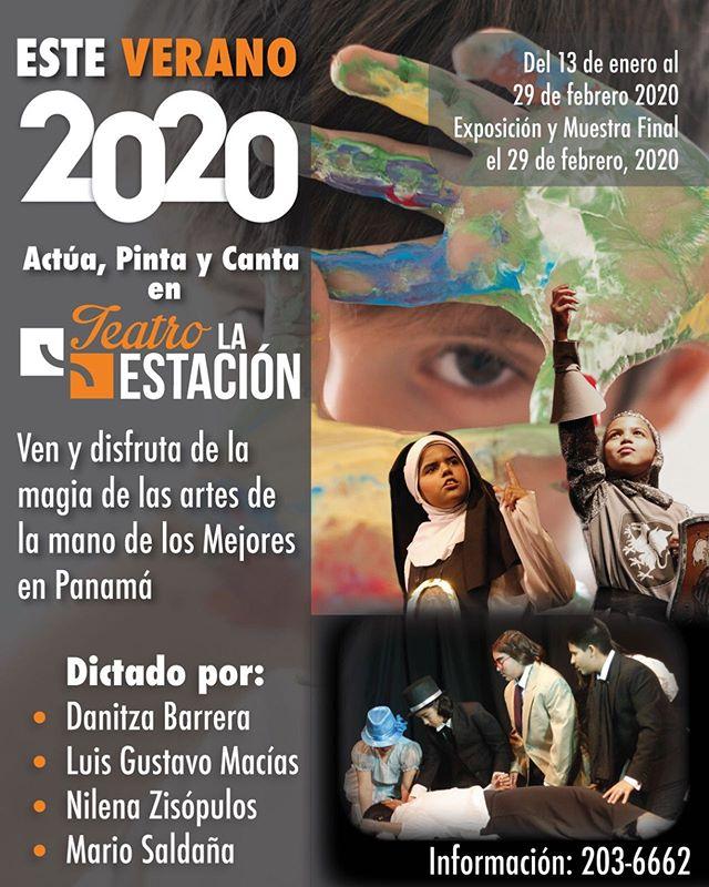 Photo of Teatro la Estación anuncia lo que tiene preparado para el verano 2020