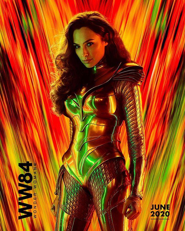 Photo of Se estrena trailer de «Wonder Woman 2»