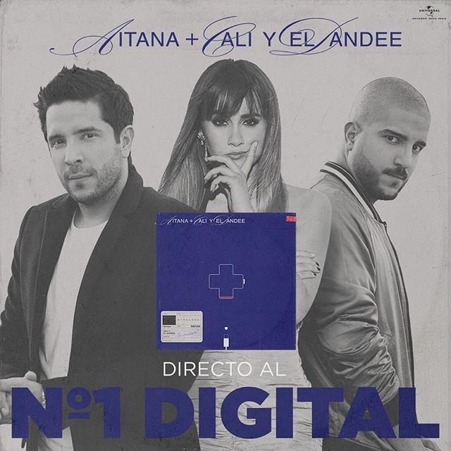 Photo of '+' es lo nuevo de Aitana junto a Cali y el Dandee