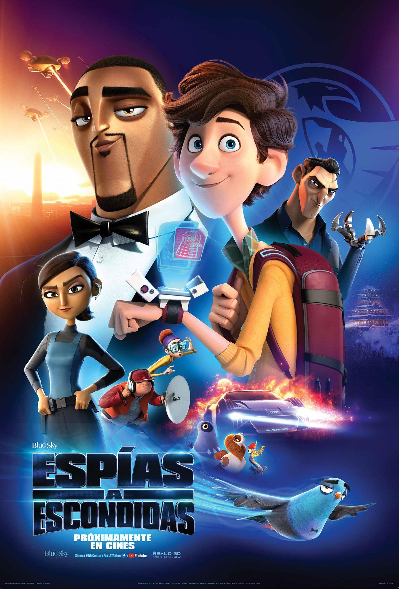 Photo of «Espías a escondidas» próximamente en cines