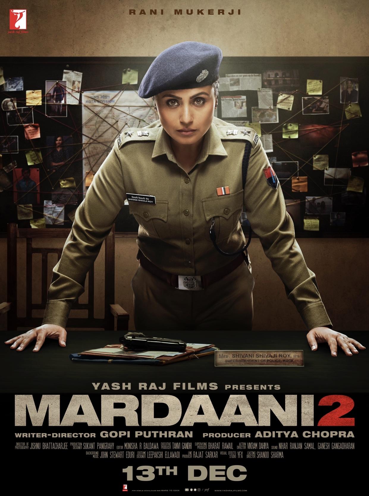 Photo of Estreno de «Mardaani 2» en tu sal de cine favorita