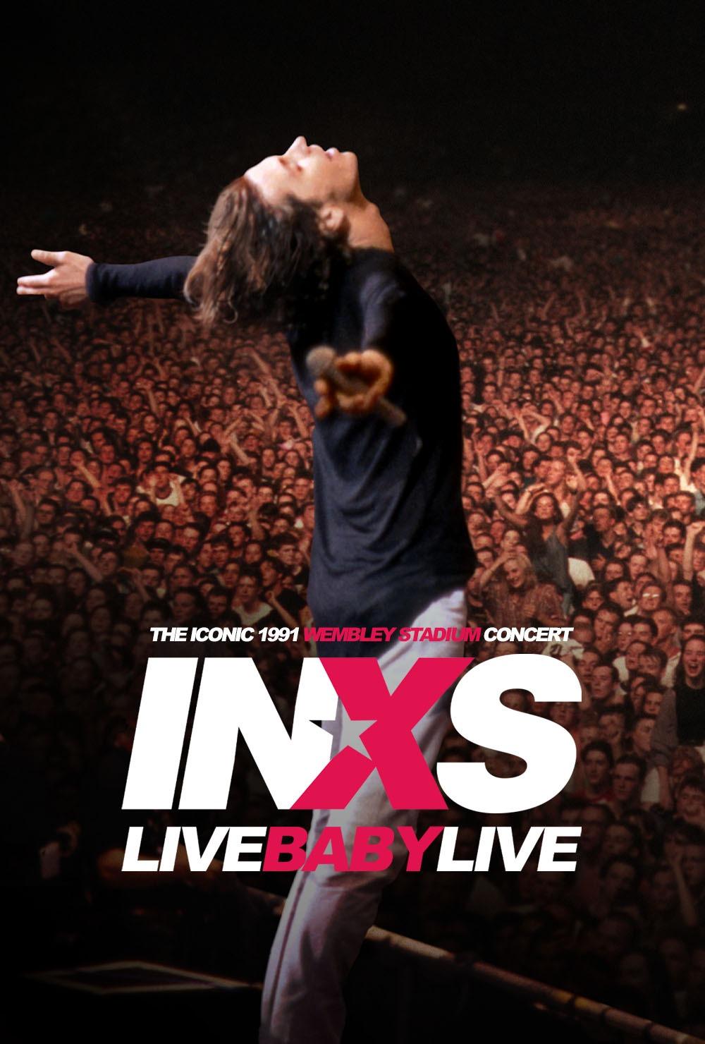 Photo of Pre venta en cines de 'Inxs: Live Baby Live At Wembley Stadium'
