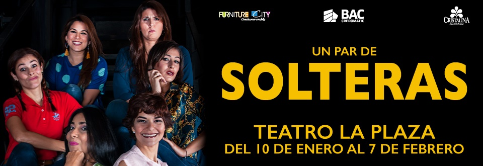 Photo of Teatro la Plaza presenta 'Un Par de Solteras'
