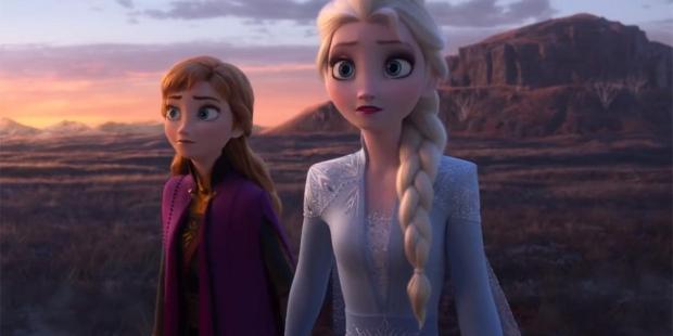 Photo of Disney comparte la escena completa de 'Into the Unknown' de 'Frozen 2'