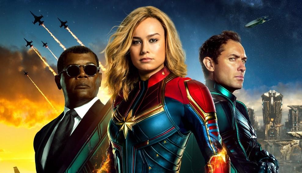 Photo of ¡Vuelve la Capitana Marvel!