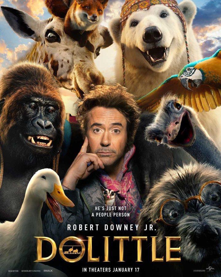 Photo of En cines disfruta de 'Dolittle'
