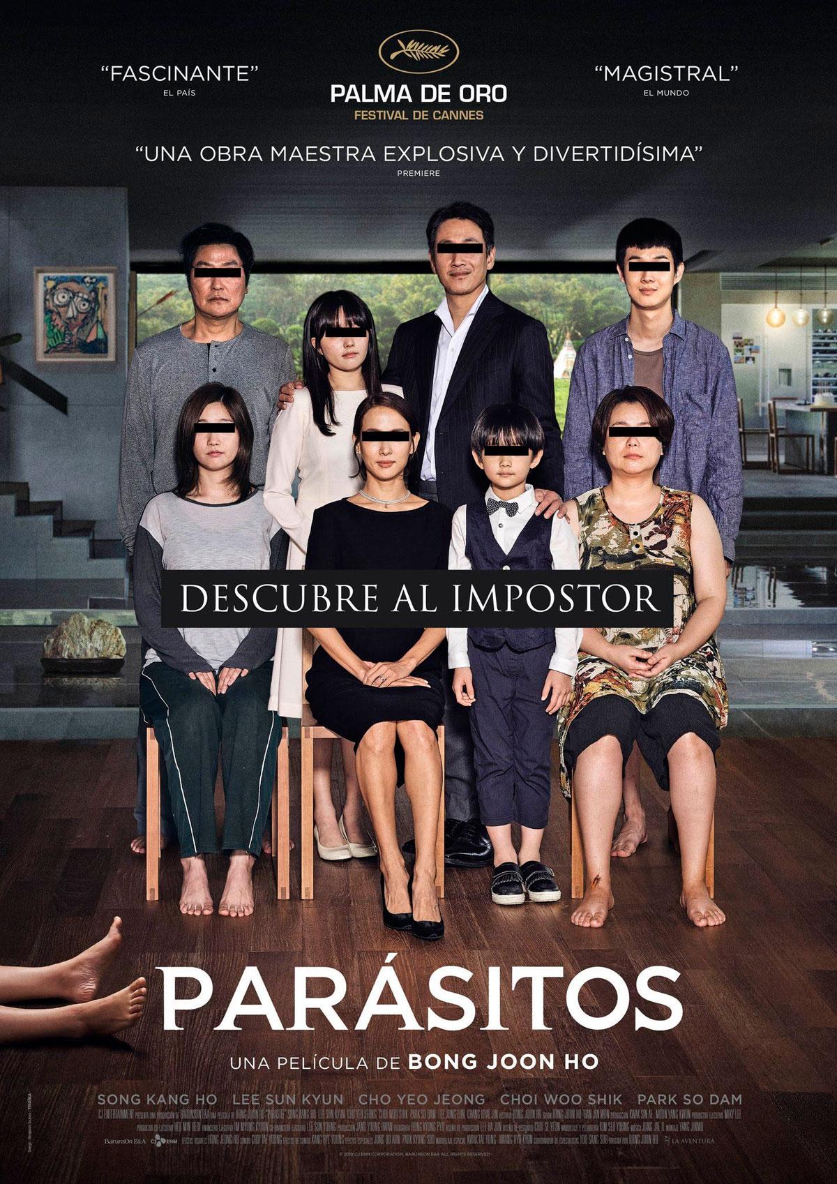 Photo of El film 'Parásitos' ya en las salas de cines del país