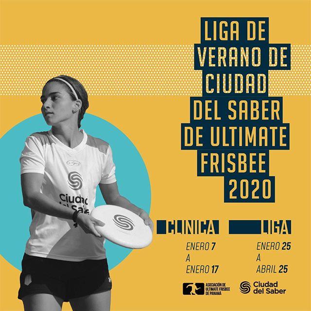 Photo of Ultimate Frisbe 2020 en Ciudad del Saber