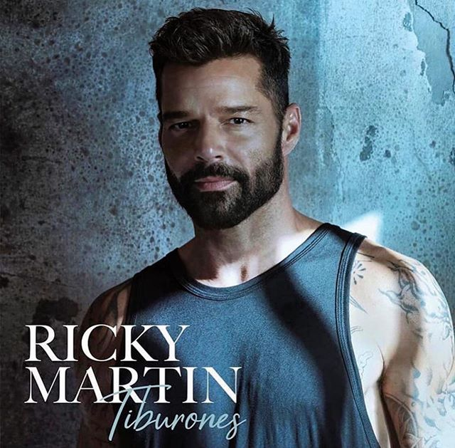 Photo of Ricky Martin estrena su nuevo single y vídeo de 'Tiburones'