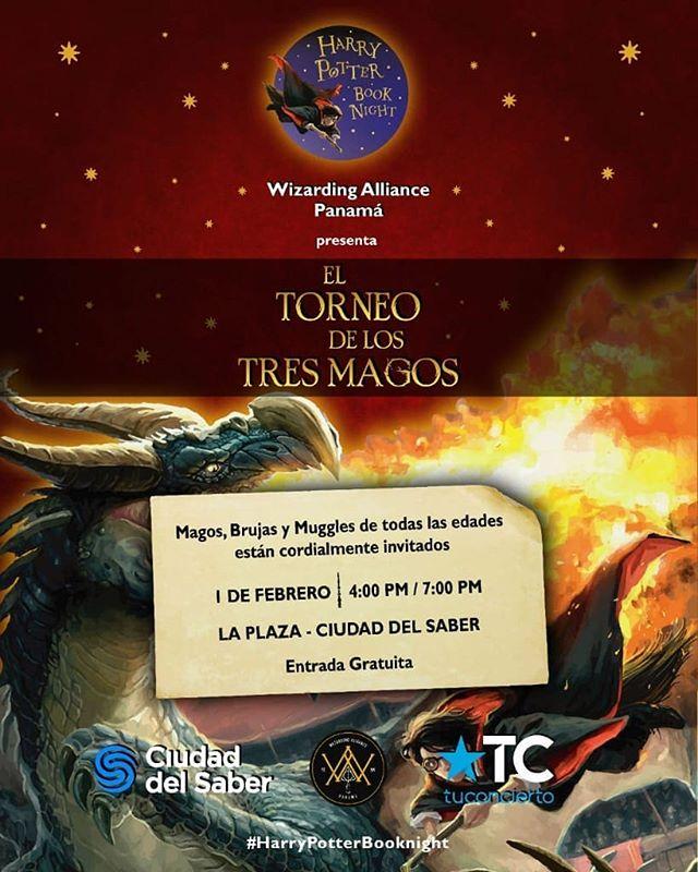 Photo of Wizarding Alliance Panamá presenta 'El Torneo de los tres Magos'