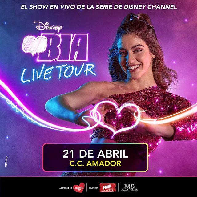 Photo of BIA Live Tour en su primera gira mundial llega a Panamá el 21 de abril