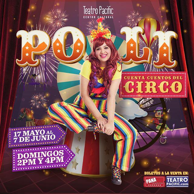 Photo of 'El Circo de Poli' regresa con un nuevo espectáculo