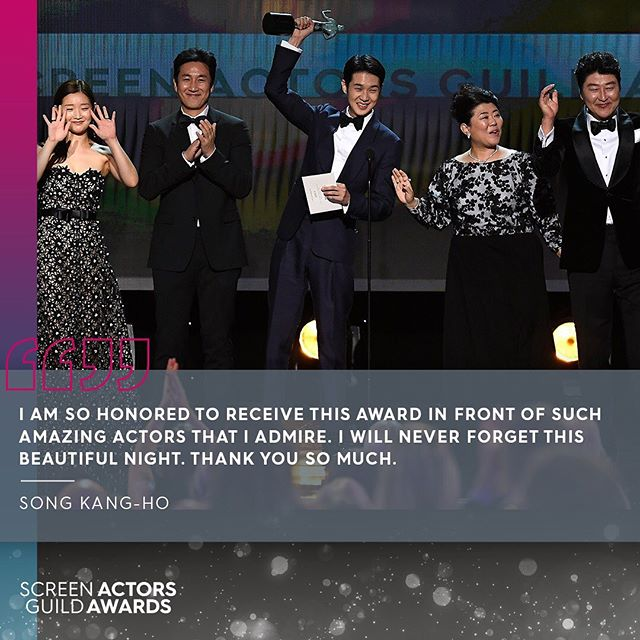 Photo of Ganadores de Premios del Sindicato de Actores de 2020