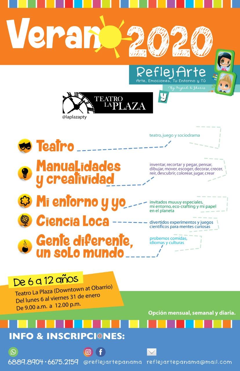 Photo of Llego el verano más cool para los niños en Teatro La Plaza