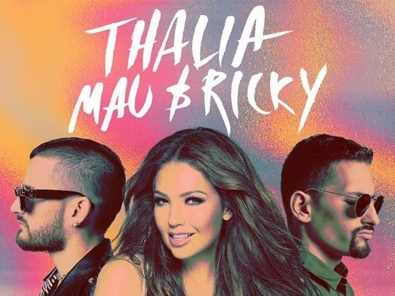 Photo of Thalia estrena 'Tú Ya Me Conoces' junto a Mau y Ricky