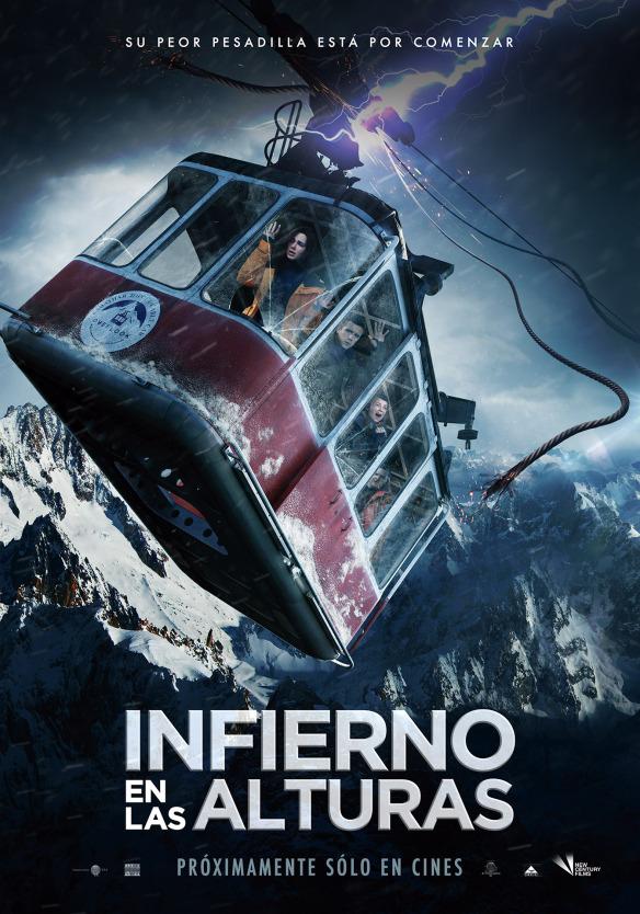 """Photo of Llega a las salas de cines de Panamá """"Infierno en las alturas"""""""