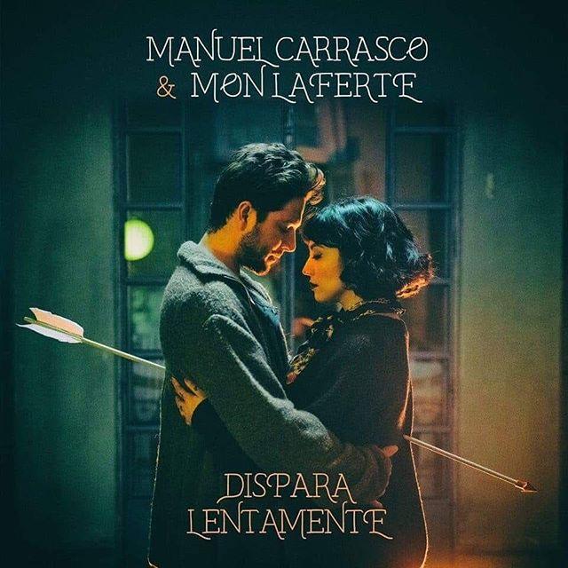 Photo of Manuel Carrasco junto a Mon Laferte estrenan 'Dispara Lentamente'