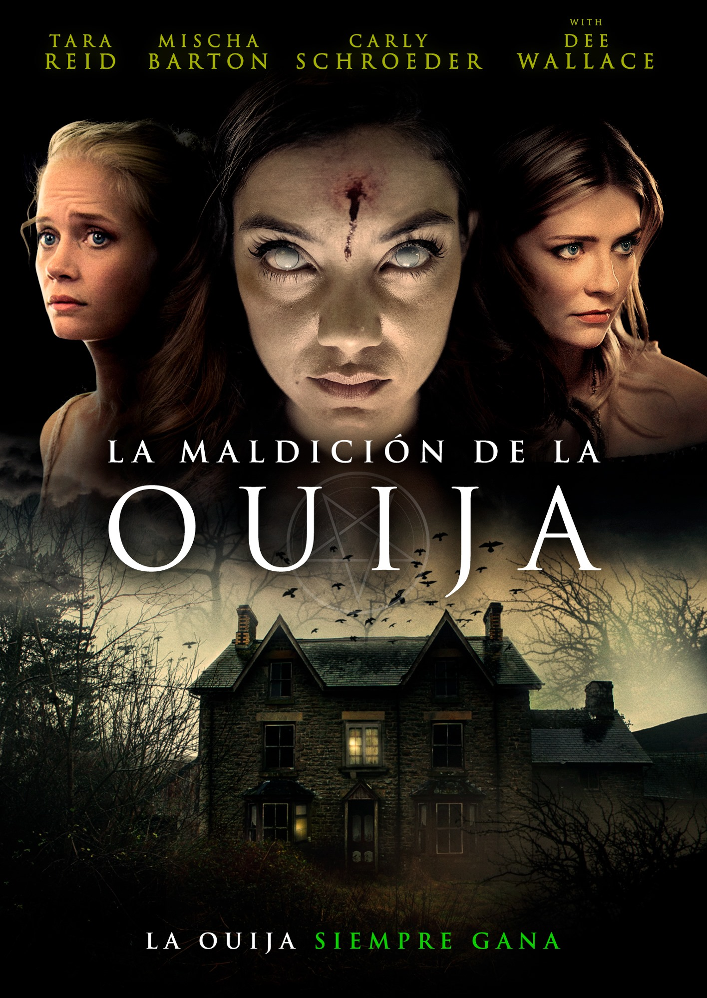 Photo of Estreno de 'La Maldición de la Ouija'