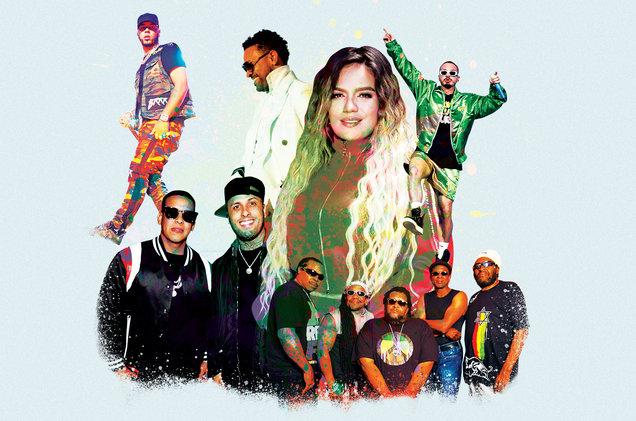Photo of Más artistas latinos siguen probando clásicos del hip-hop y el reggae