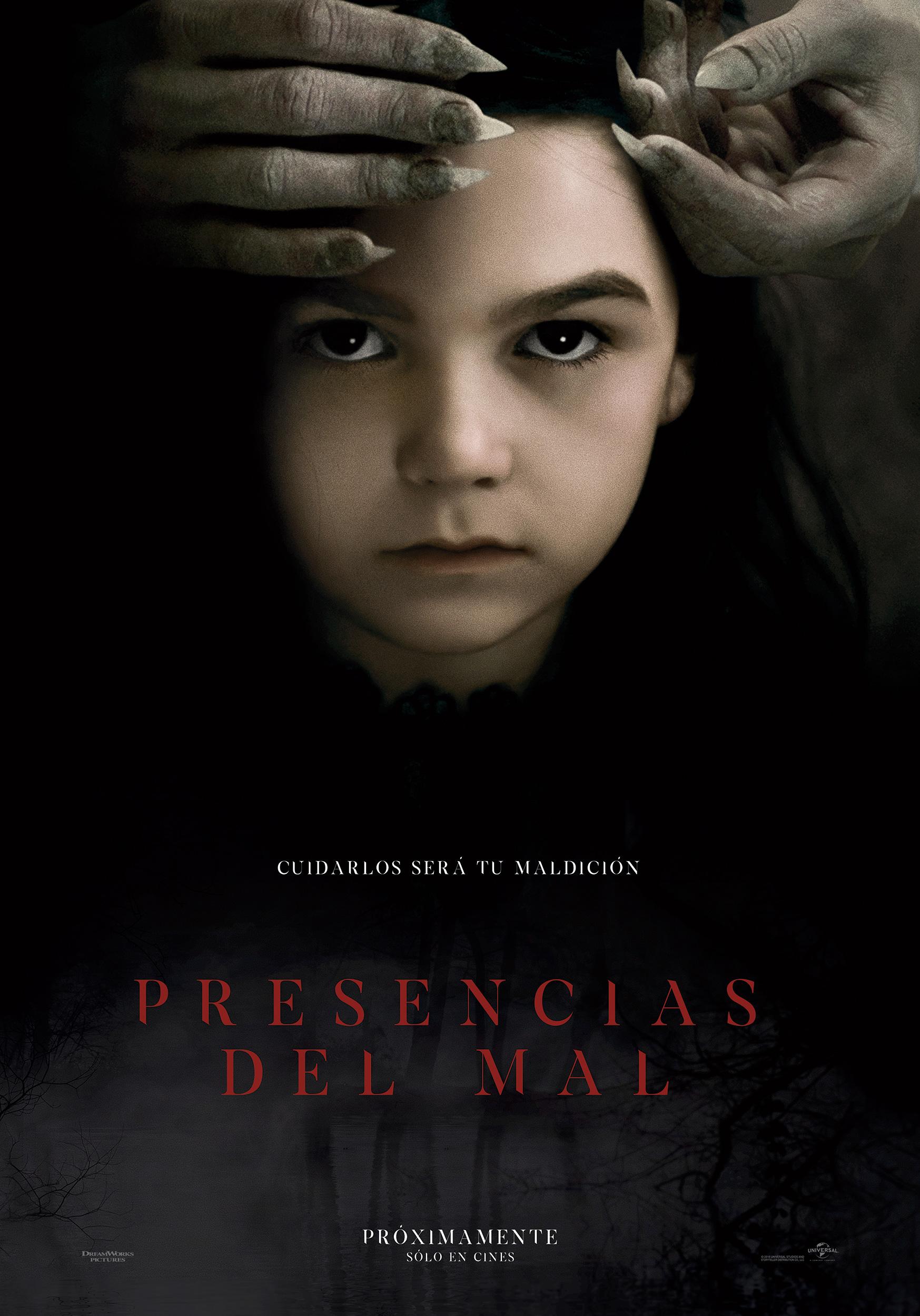 Photo of Estreno en cines de «Presencias del Mal»