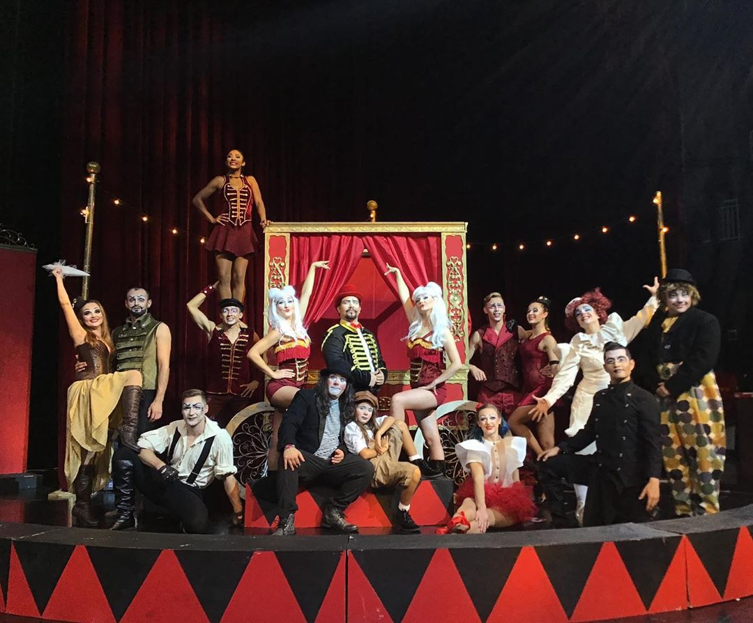 Photo of El show «Sogno Circus» ha sido cancelado indefinidamente