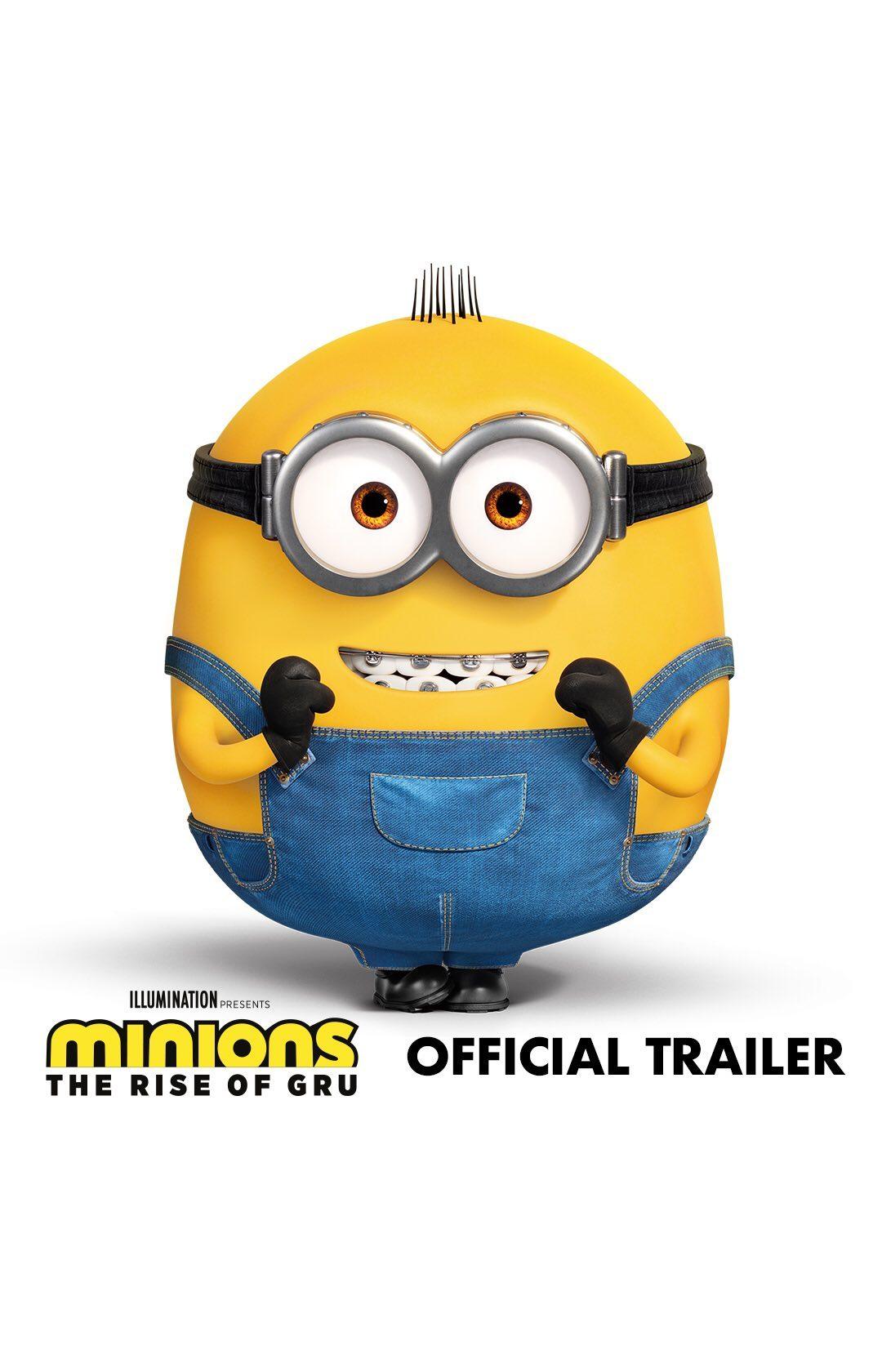 Photo of Se estrena el trailer oficial de Minions: Nace un Villano