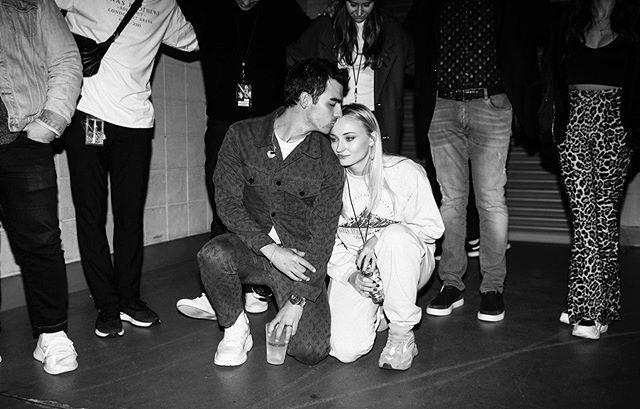 Photo of ¡Cigueña a la vista! Sophie Turner y Joe Jonas esperan su primer bebé