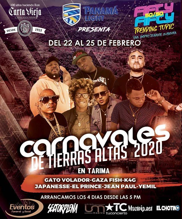 Photo of Carnavales de Tierras Atlas 2020