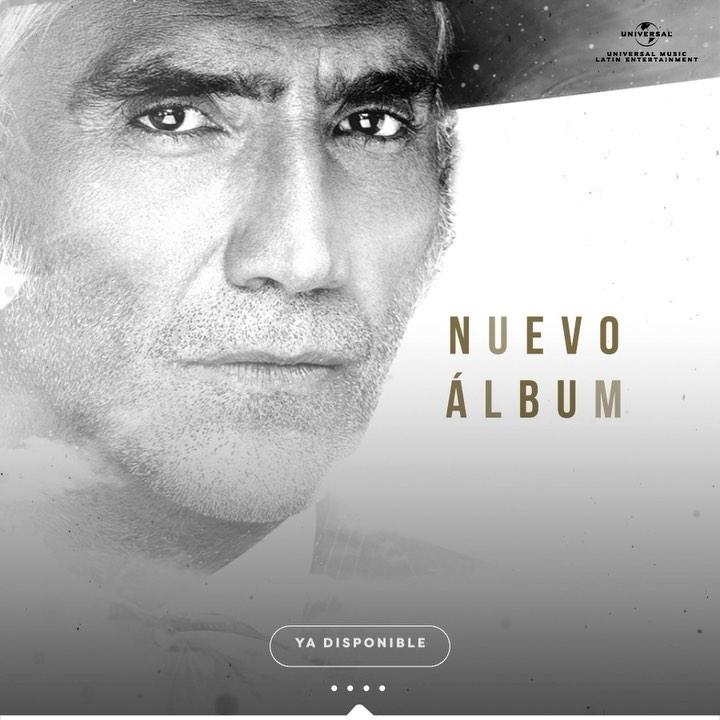 """Photo of ¡Disponible! el nuevo disco de Alejandro Fernández """"Hecho en México"""""""