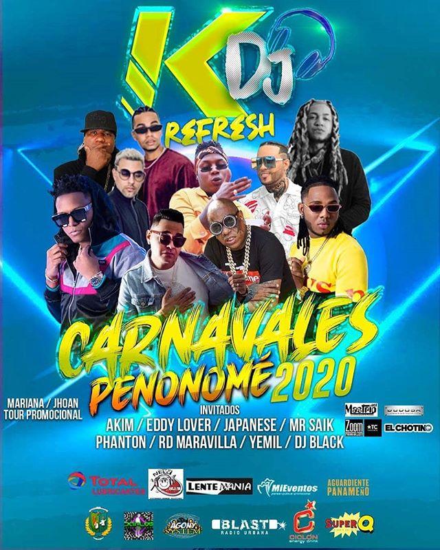 Photo of Carnavales Penonomé 2020