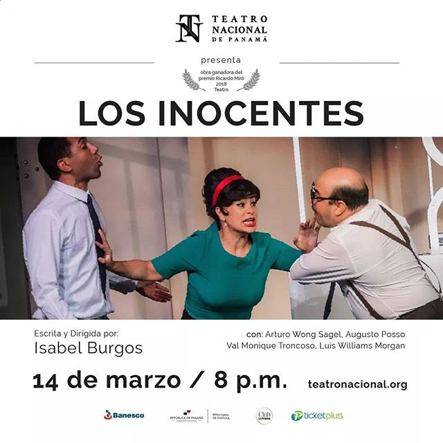 Photo of Teatro Nacional presenta «Los Inocentes»