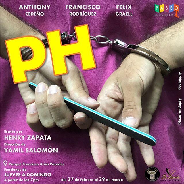 Photo of Estreno de la obra «PH»