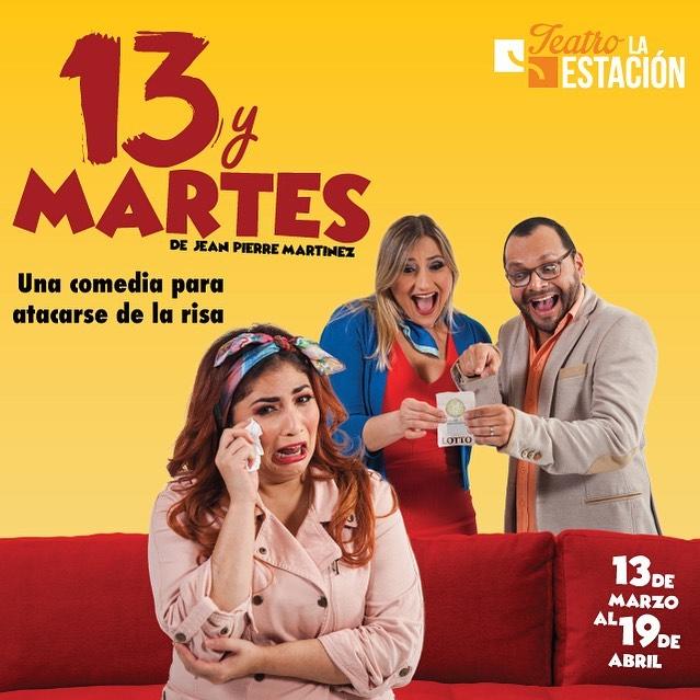 Photo of Se estrena «13 y martes» en Teatro la Estación