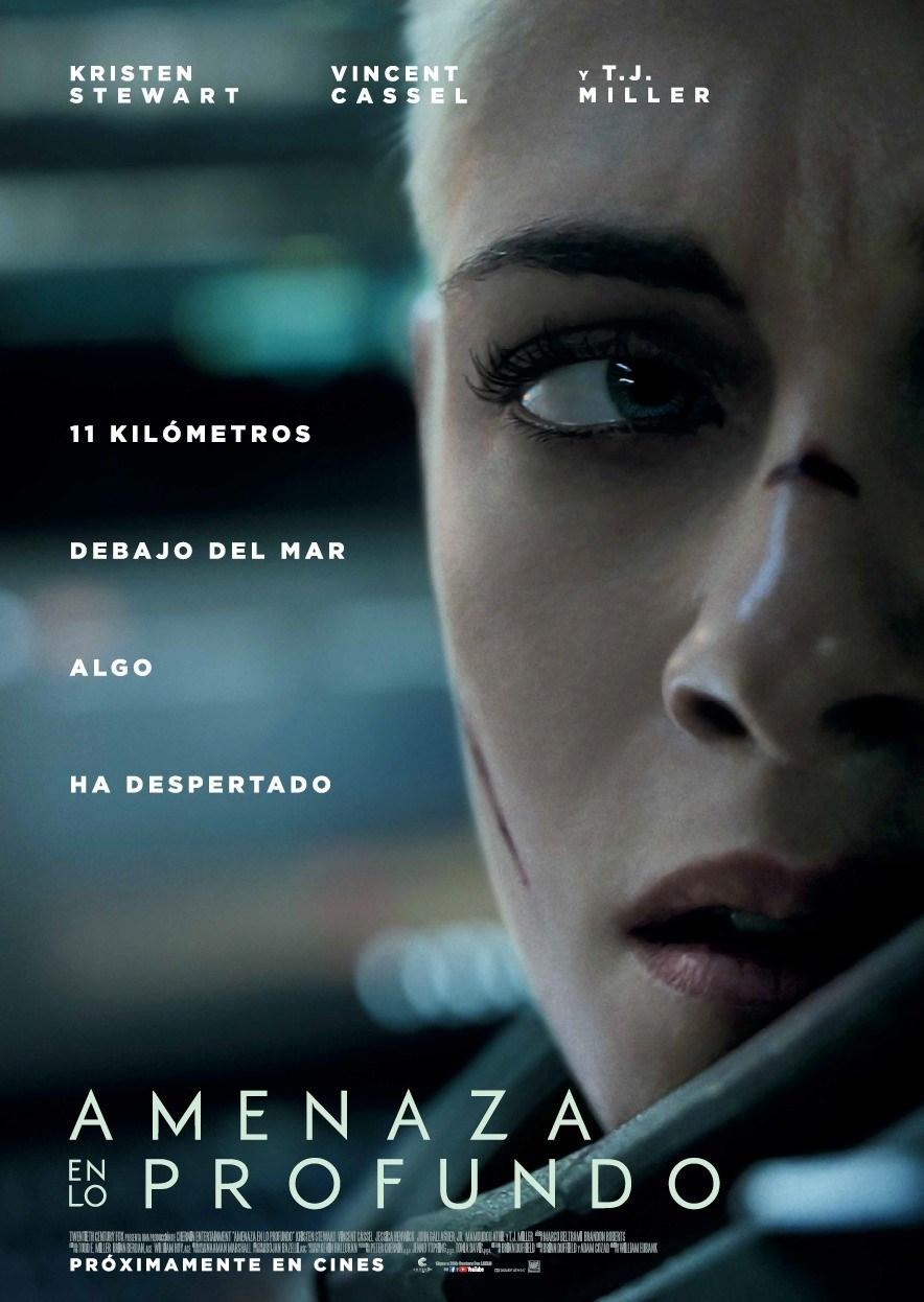 """Photo of Estreno en cines de """"Amenaza en lo Profundo»"""