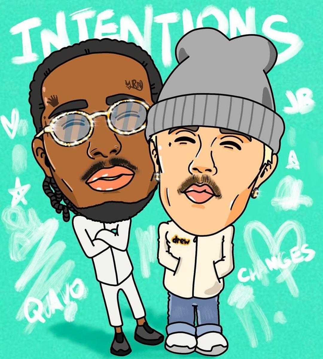 Photo of Justin Bieber junto a Quavo estrenan el nuevo single «Intentions»