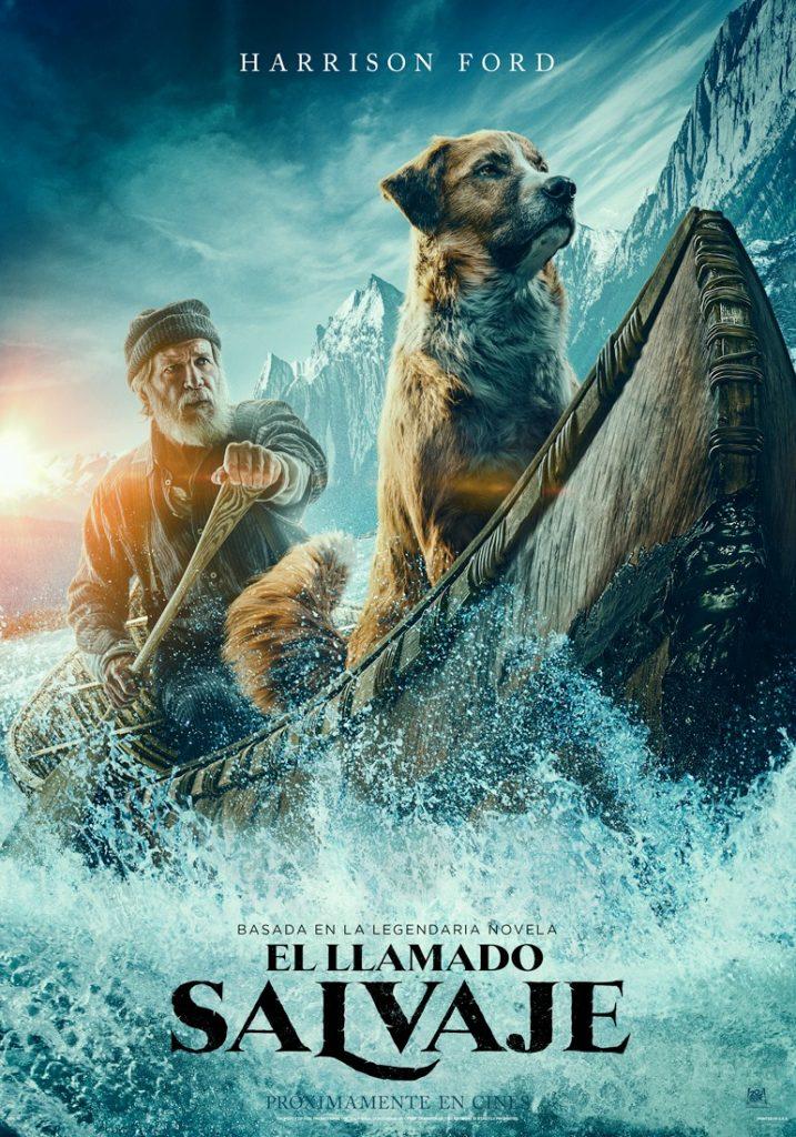 Photo of «El llamado salvaje» protagonizada por Harrison Ford llega a las salas de cines de Panamá