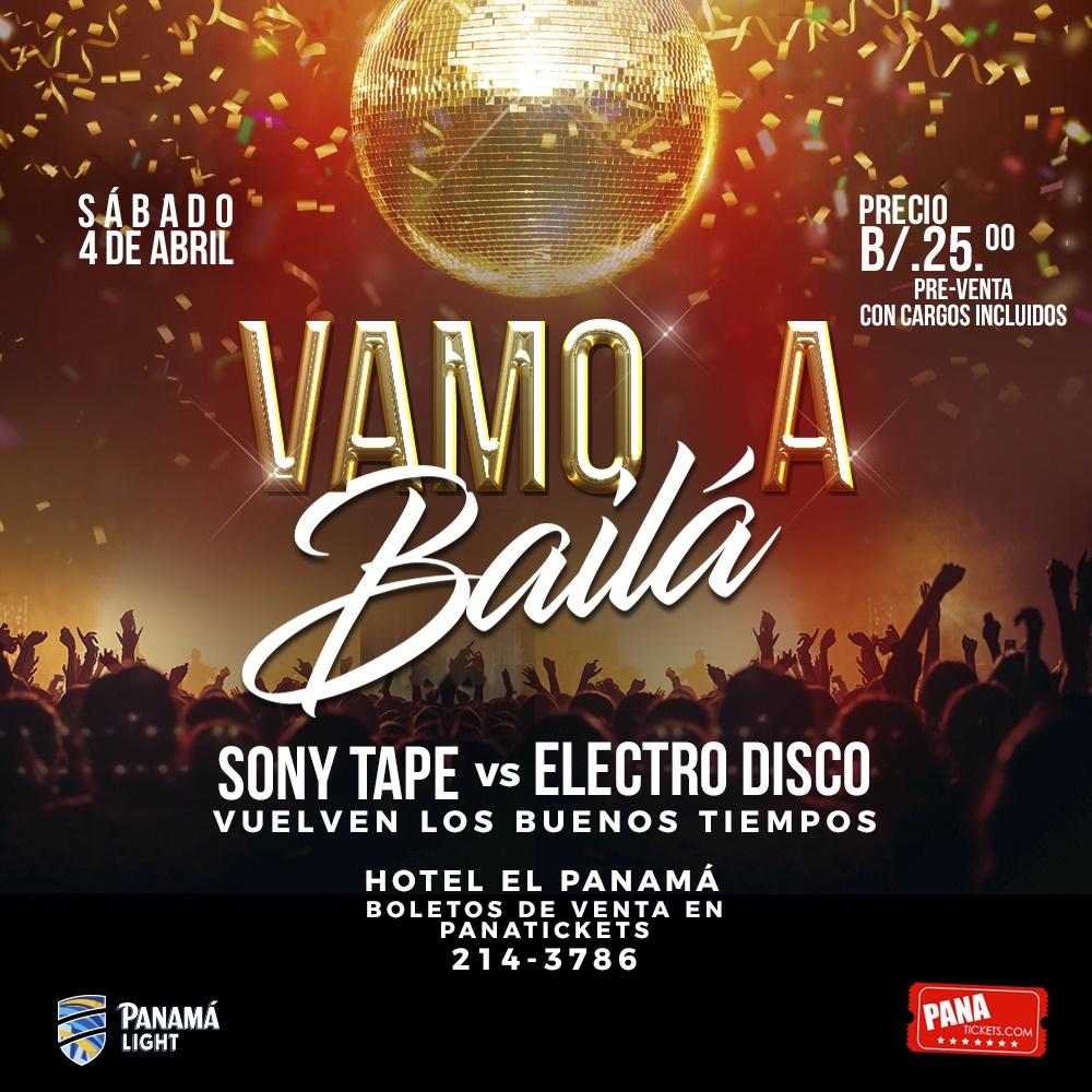 Photo of 'Vamo a bailá' en Hotel el Panamá