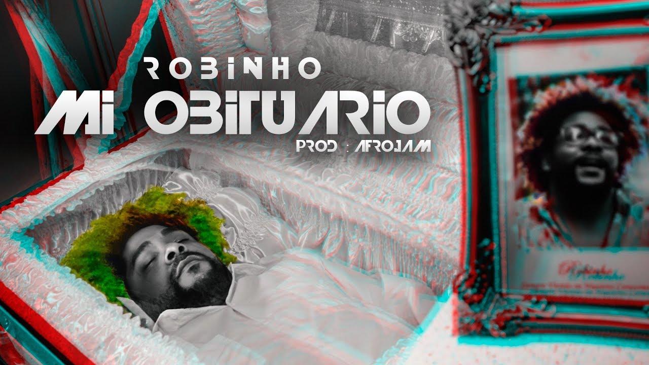Photo of El cantante panameño Robinho estrena «Mi Obituario»