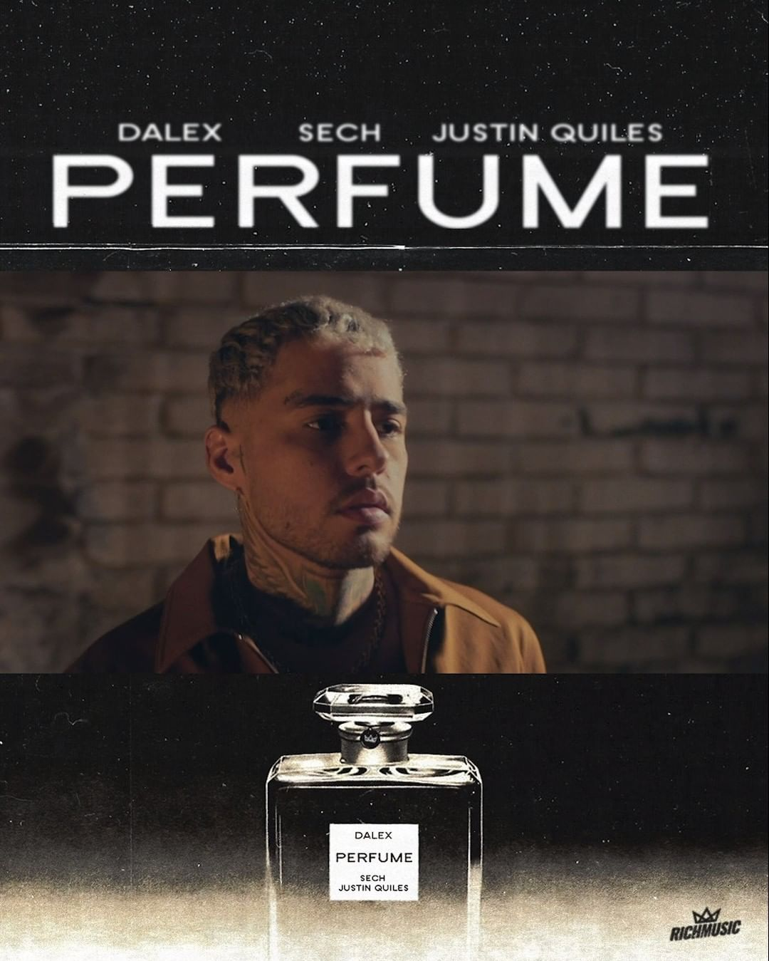 Photo of Se estrenó el vídeo 'Perfume' del nuevo single de Dalex junto a Sech y Justin Quiles