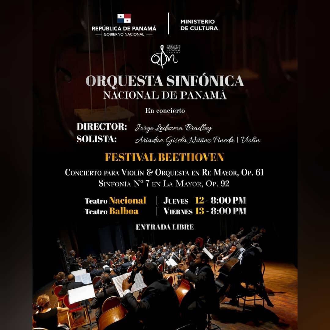 Photo of «Festival Beethoven» con la Orquesta Sinfónica Nacional