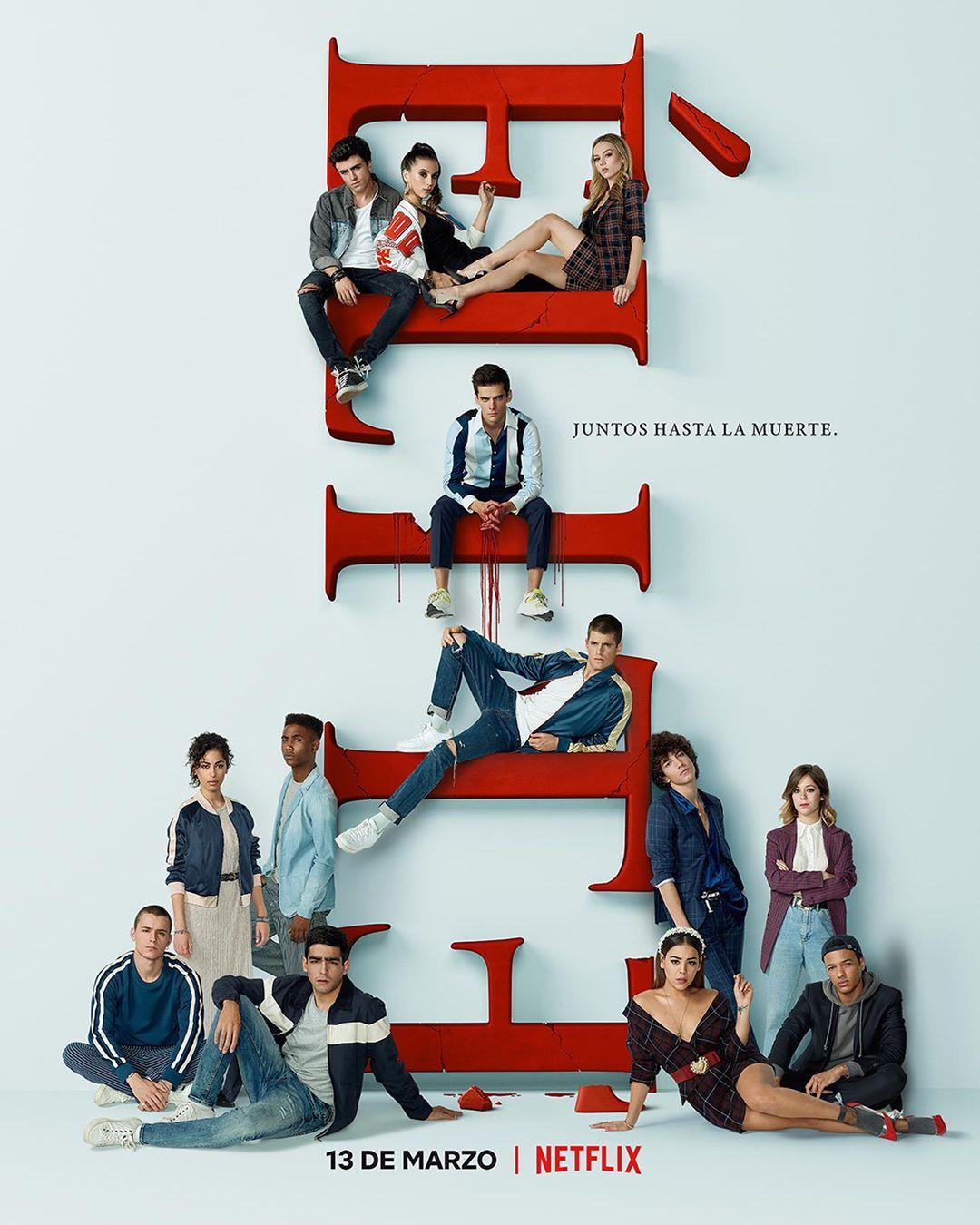 Photo of 'Élite': temporada 3′ estrena  trailer oficial de la serie de Netflix