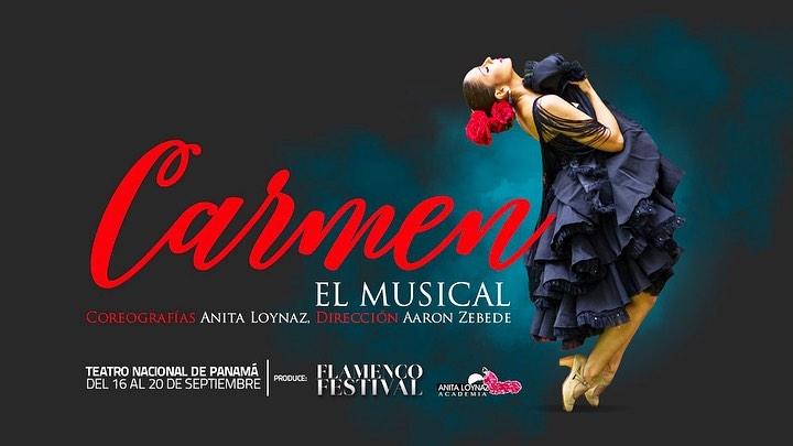 "Photo of Anita Loynaz anuncia ""Carmen el Musical"""