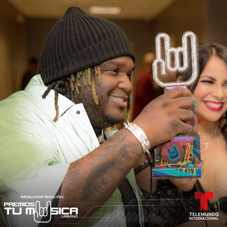 Photo of Sech galardonado en «Premios Tu Música Urbano»