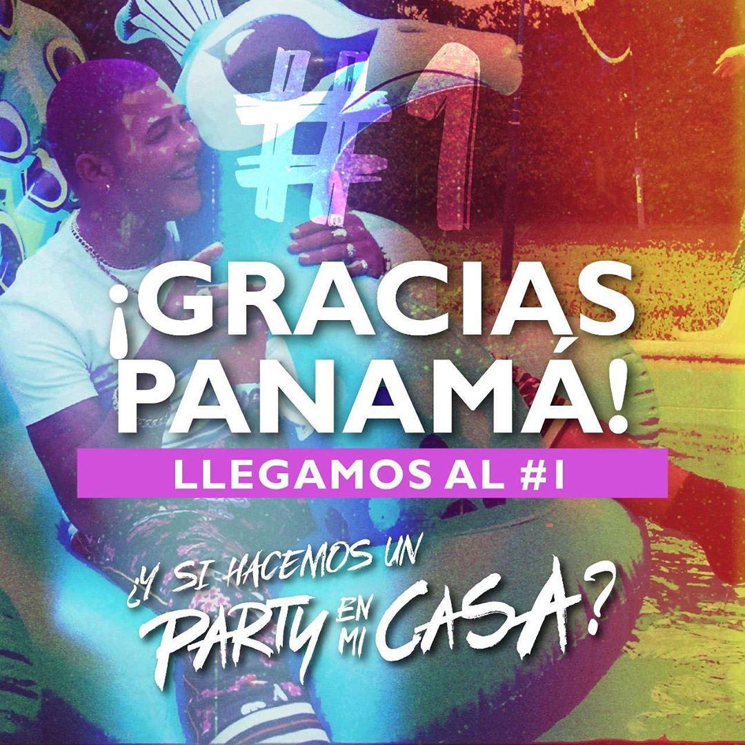 Photo of «Party En Mi Casa» de el Boza N° 1 en Panamá