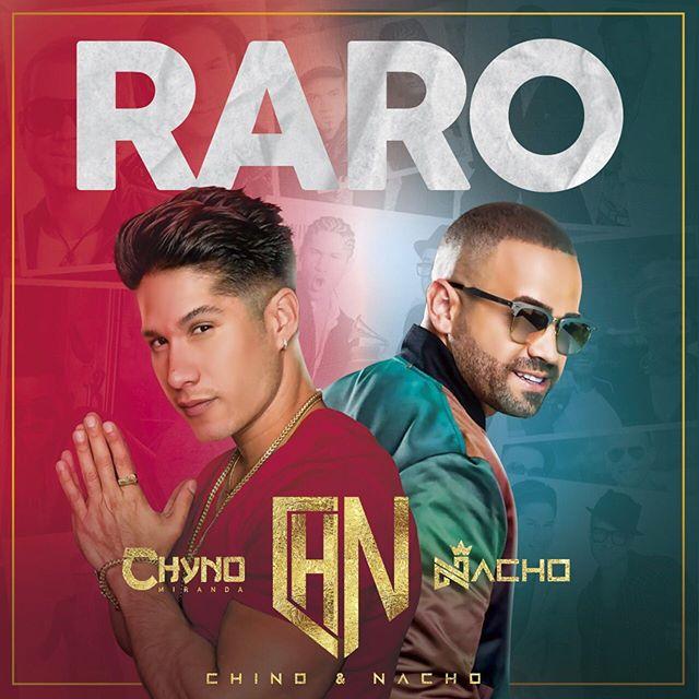 Photo of Chino & Nacho estrenan «Raro» tema con que marcan su regreso unido a la música