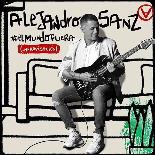 Photo of Alejandro Sanz presenta 'El Mundo Fuera'