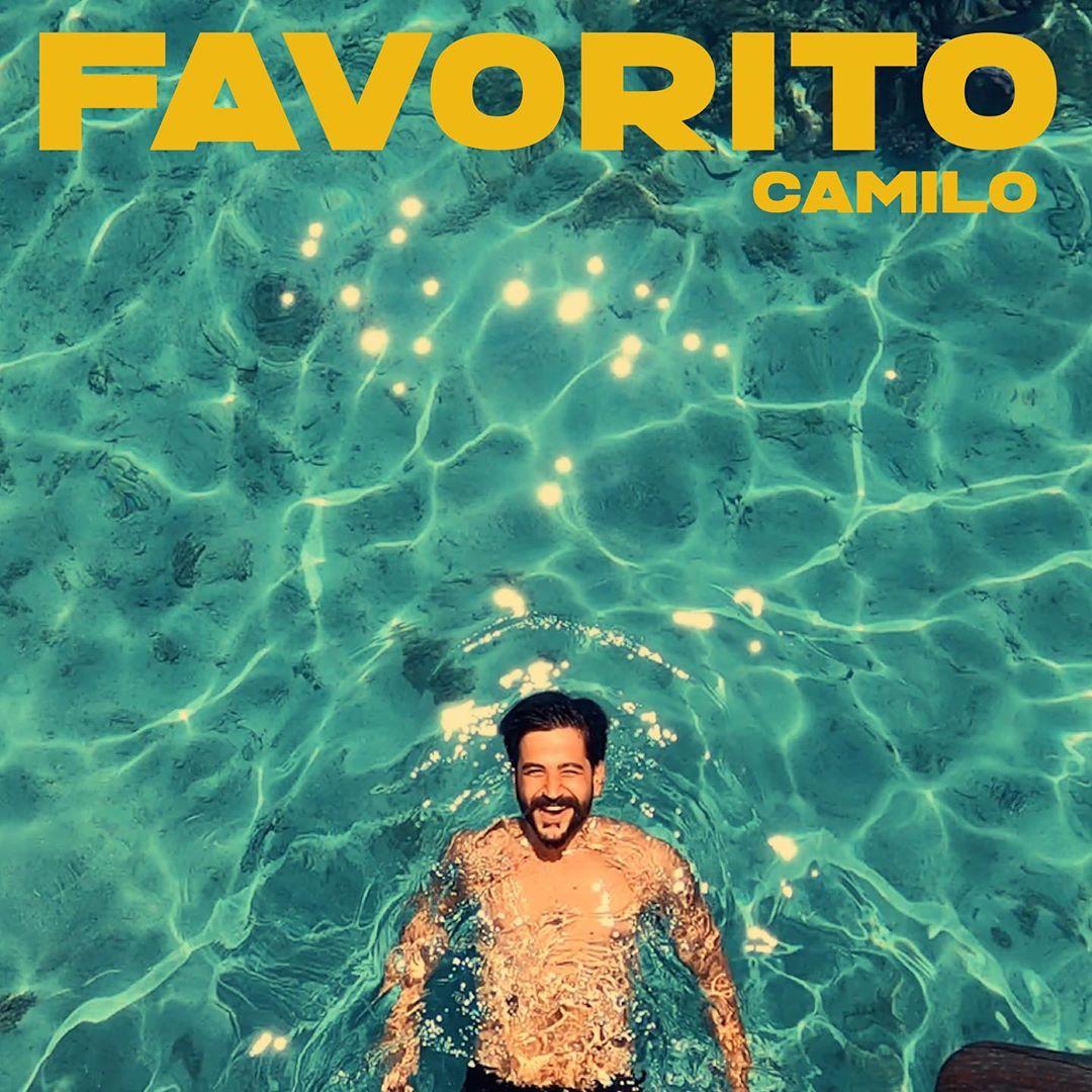 Photo of El cantante Camilo estrena su nuevo tema «Favorito»