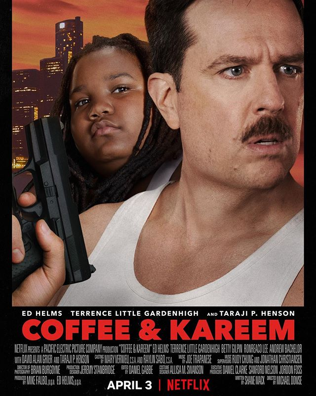 "Photo of Netflix lanza trailer de ""Coffee y Kareem"""