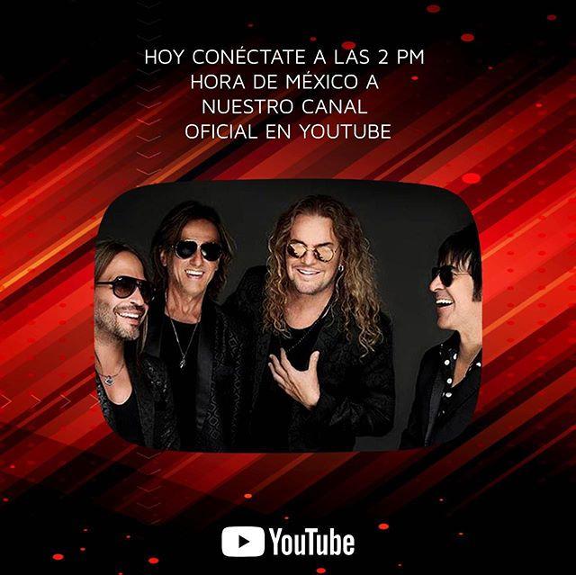 Photo of La agrupación Maná se prepara para sorprender a sus fans en su canal de YouTube