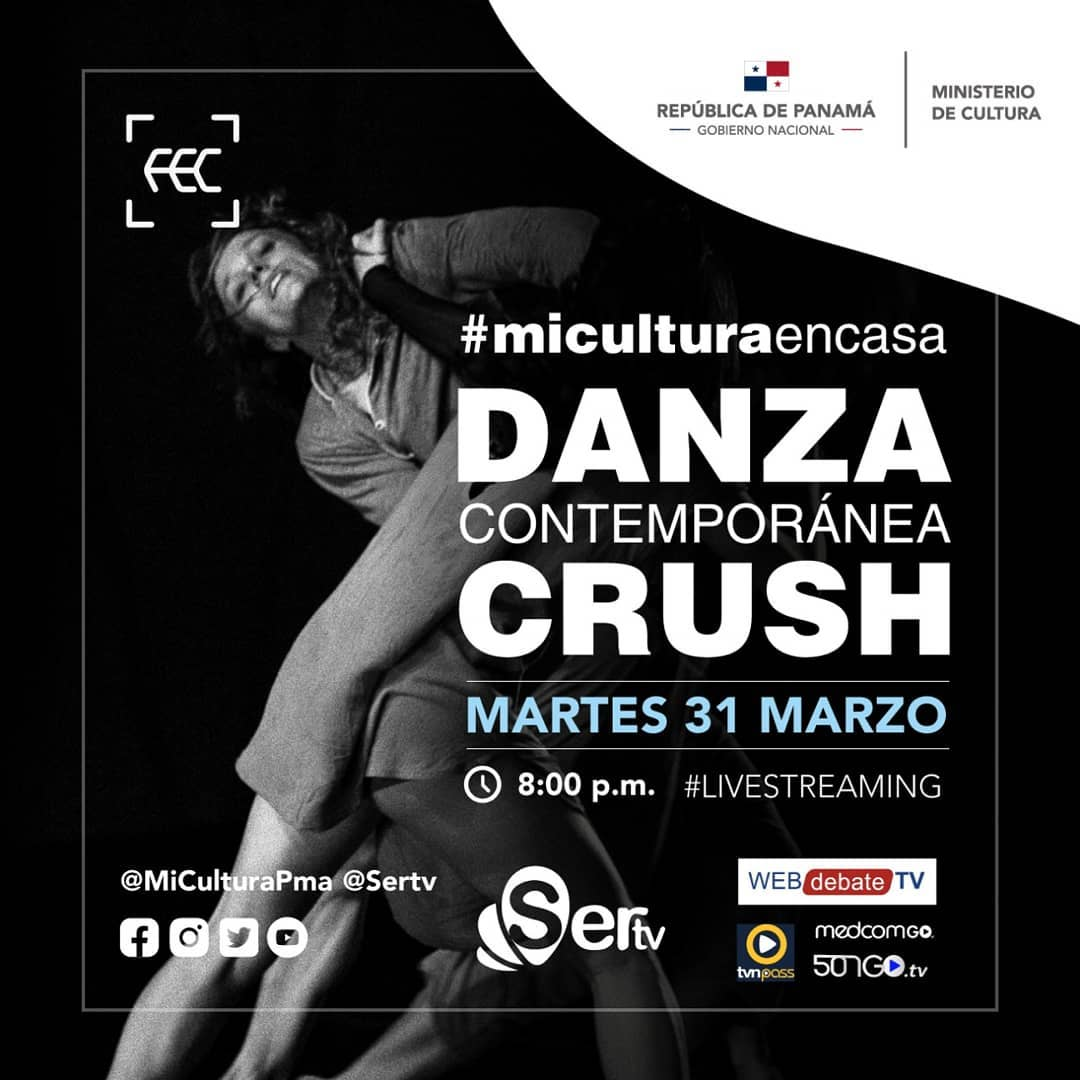 Photo of Mi Cultura Panamá presenta un espectáculo de danza contemporánea vía Streaming